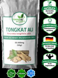 Tongkat Ali Extrakt 200:1
